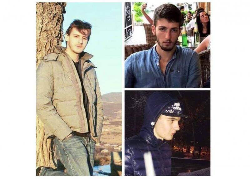 ვინ არიან ბიჭები, რომლებიც გუშინ ღამით ქუთაისში საშინელ ავარიას ემსხვერპლნენ (ფოტოები)