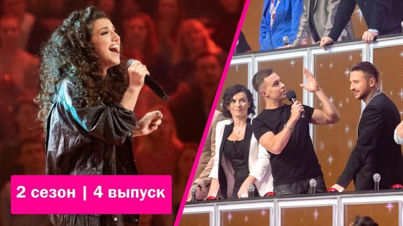 რუსულ კონკურსში ნუცა ბუზალაძის გამო ჟიური ერთმანეთს დაუპირისპირდა - ნახეთ, რა მაგრად იმღერა ქართველმა მომღერალმა